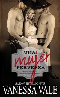 Cover Una Mujer Perversa