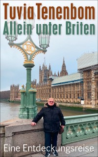 Cover Allein unter Briten