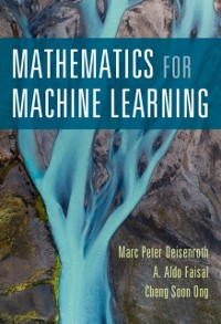 Cover Mathematics for Machine Learning