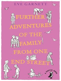 Cover Further Adventures of the Family from One End Street
