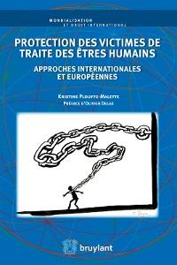 Cover Protection des victimes de traite des êtres humains