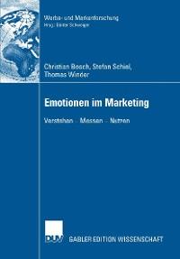 Cover Emotionen im Marketing