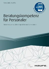 Cover Beratungskompetenz für Personaler - inkl. Augmented Reality-App