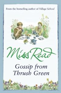 Cover Gossip from Thrush Green