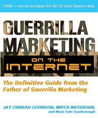 Cover Guerrilla Marketing on the Internet