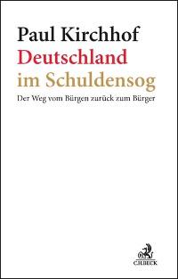 Cover Deutschland im Schuldensog