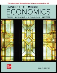 Cover ISE eBook Online Access for Principles of Microeconomics
