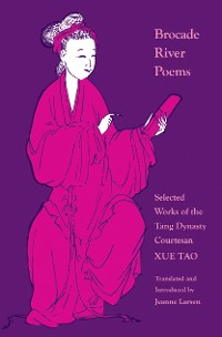 Cover Brocade River Poems