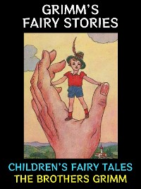 Cover Grimm's Fairy Stories