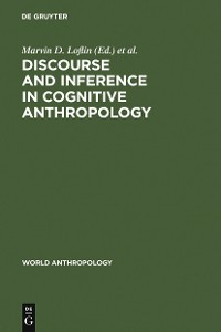 Cover Discourse and Inference in Cognitive Anthropology
