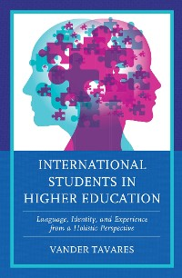 Cover International Students in Higher Education