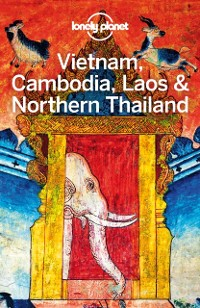 Cover Lonely Planet Vietnam, Cambodia, Laos & Northern Thailand