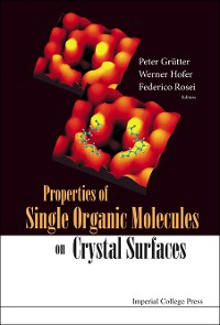 Cover Properties Of Single Organic Molecules On Crystal Surfaces