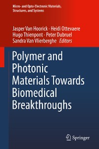 Cover Polymer and Photonic Materials Towards Biomedical Breakthroughs