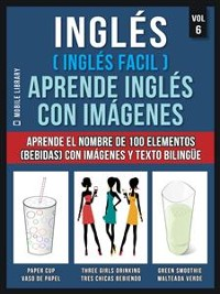 Cover Inglés ( Inglés Facil ) Aprende Inglés con Imágenes (Vol 6)