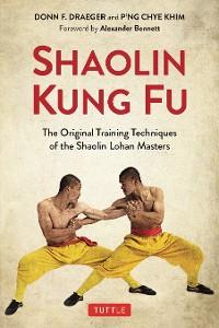 Cover Shaolin Kung Fu
