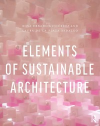 Cover Elements of Sustainable Architecture