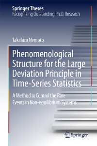 Cover Phenomenological Structure for the Large Deviation Principle in Time-Series Statistics
