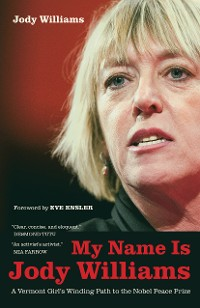 Cover My Name Is Jody Williams