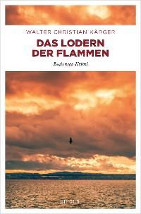 Cover Das Lodern der Flammen