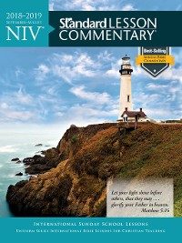 Cover NIV Standard Lesson Commentary 2018-2019
