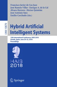 Cover Hybrid Artificial Intelligent Systems