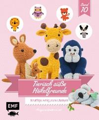 Cover Tierisch süße Häkelfreunde 10