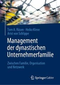 Cover Management der dynastischen Unternehmerfamilie