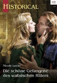 Cover Die schöne Gefangene des walisischen Ritters