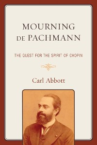 Cover Mourning de Pachmann
