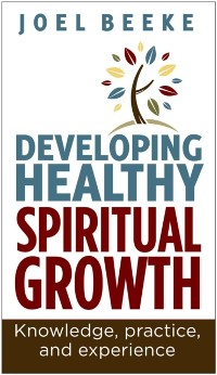Cover Developing Healthy Spiritual Growth