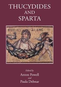 Cover Thucydides and Sparta