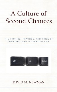 Cover A Culture of Second Chances