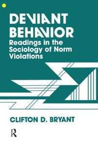 Cover Deviant Behaviour