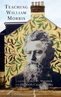 Cover Teaching William Morris