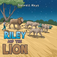 Cover Riley and the Lion