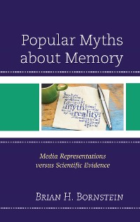 Cover Popular Myths about Memory