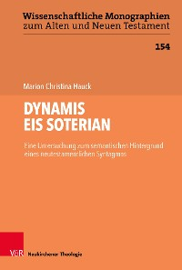 Cover DYNAMIS EIS SOTERIAN