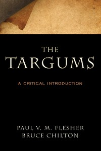 Cover The Targums