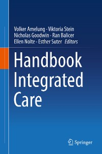 Cover Handbook Integrated Care