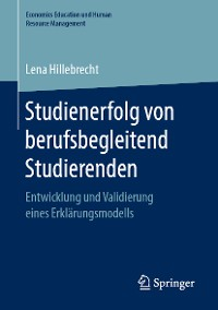 Cover Studienerfolg von berufsbegleitend Studierenden