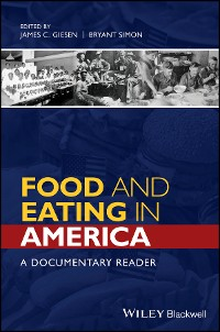 Cover Food and Eating in America