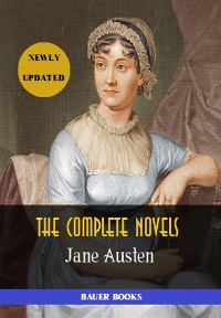 Cover Jane Austen:The Complete Novels