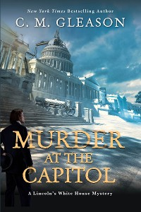 Cover Murder at the Capitol