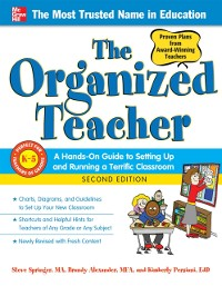 Cover Organized Teacher, Second Edition