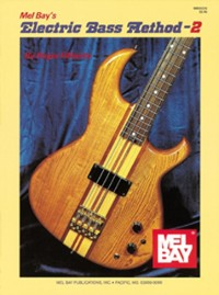 Cover Electric Bass Method Volume 2