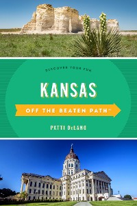 Cover Kansas Off the Beaten Path®