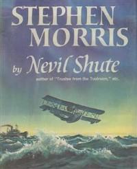 Cover Stephen Morris