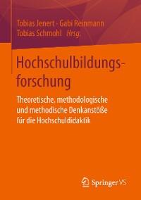 Cover Hochschulbildungsforschung