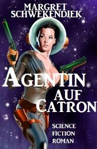 Cover Agentin auf Catron